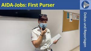 AIDA-Jobs - First Purser