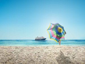 Mein Schiff in der Karibik