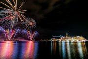 13.09.2021 ·  Kieler Woche: Licht- und Feuerwerkshow mit AIDAluna [Pressemeldung]