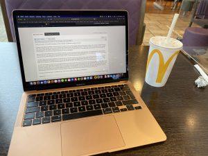McDonalds Office