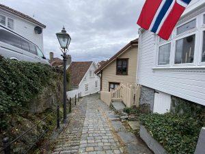 Stavanger zu Fuß