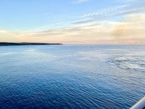 Hafeneinlauf Visby